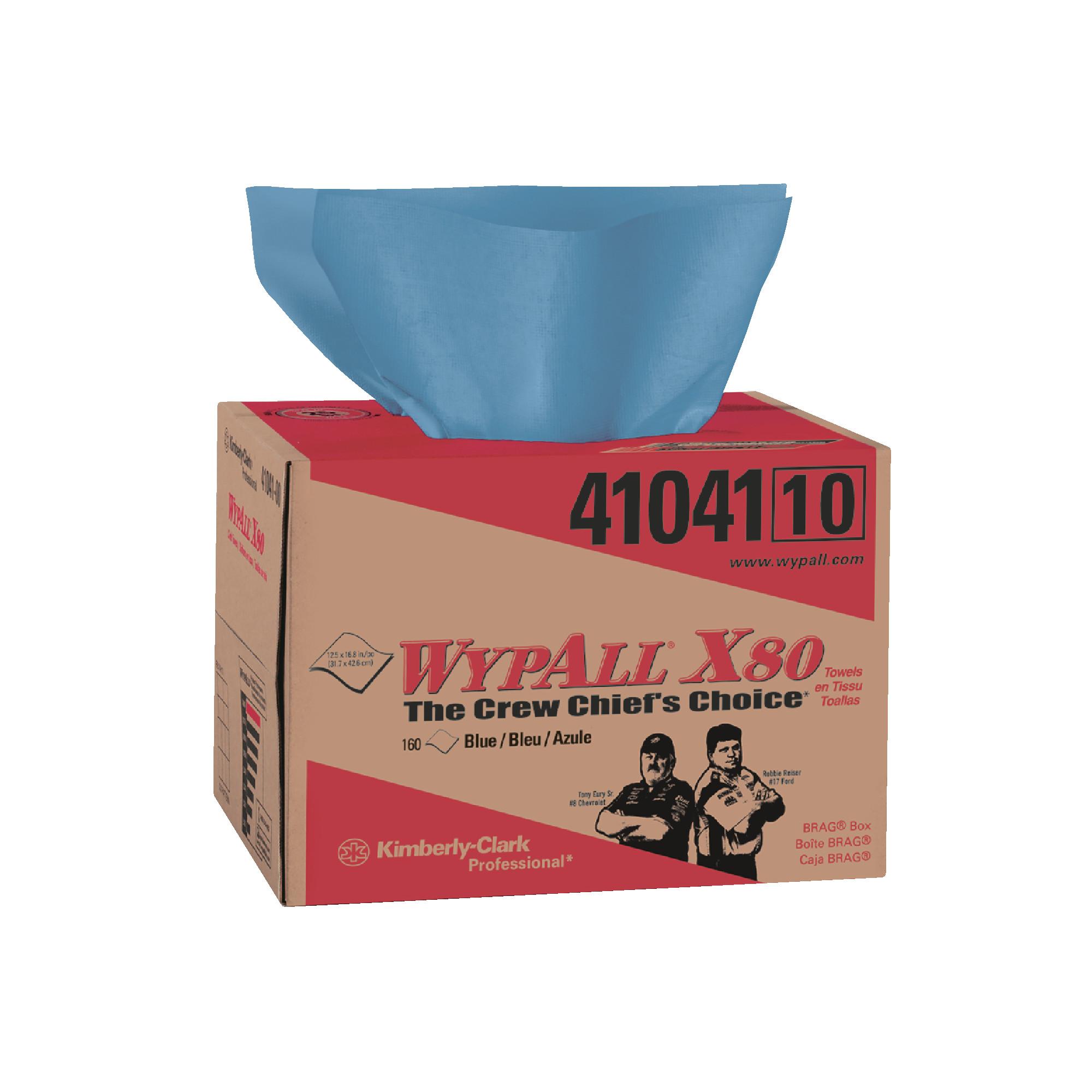 Wypall X80 Towel Brag Box