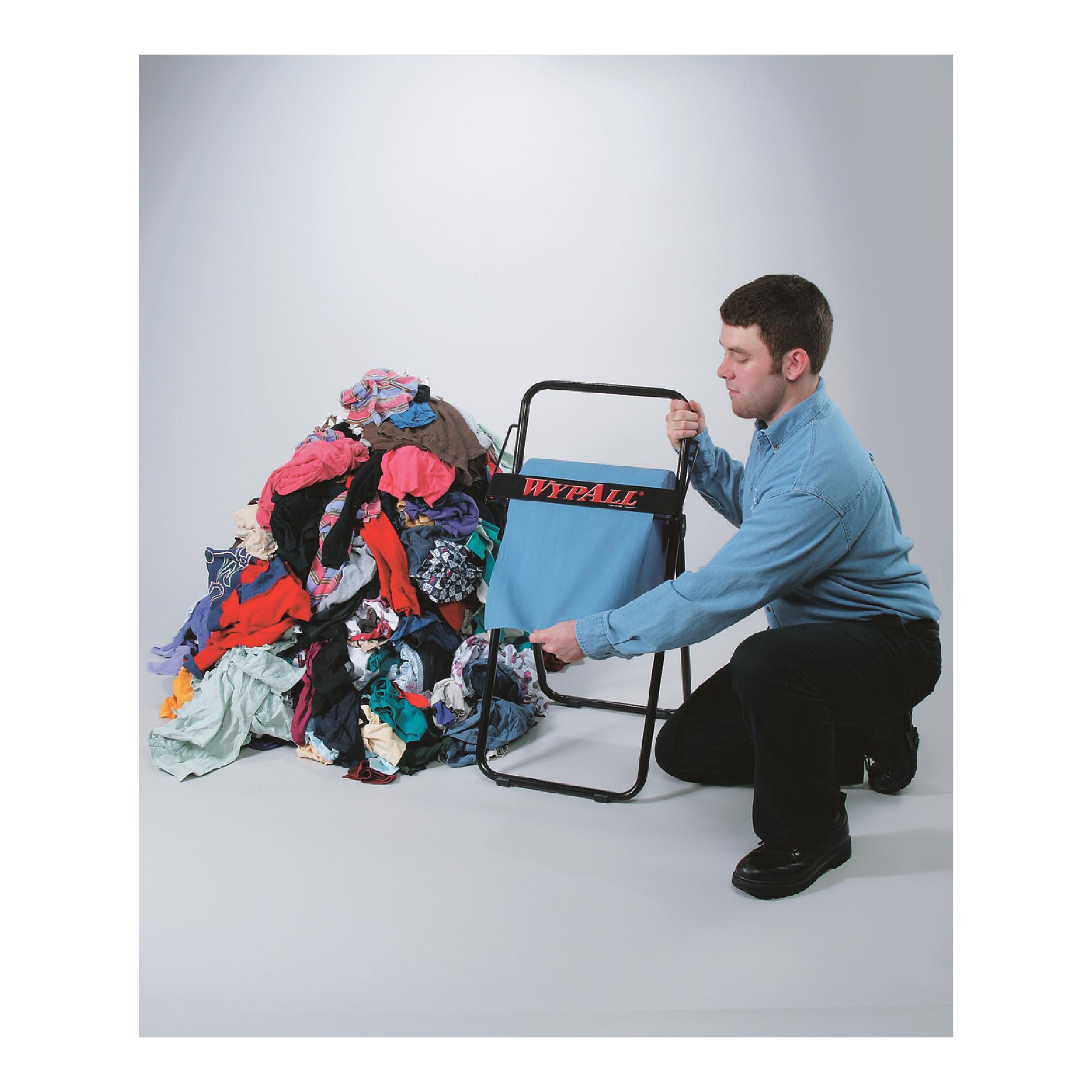 Wypall X80 Towels Jumbo Roll Dispenser