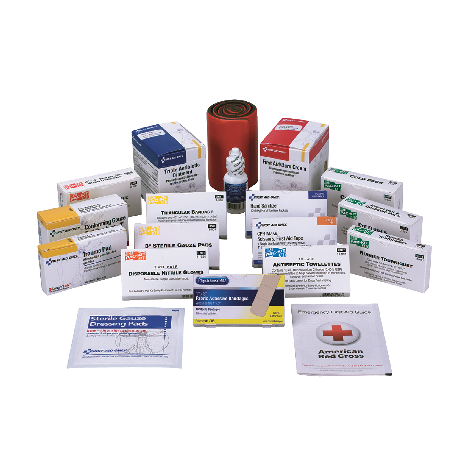 75 Person Refill First Aid Kit