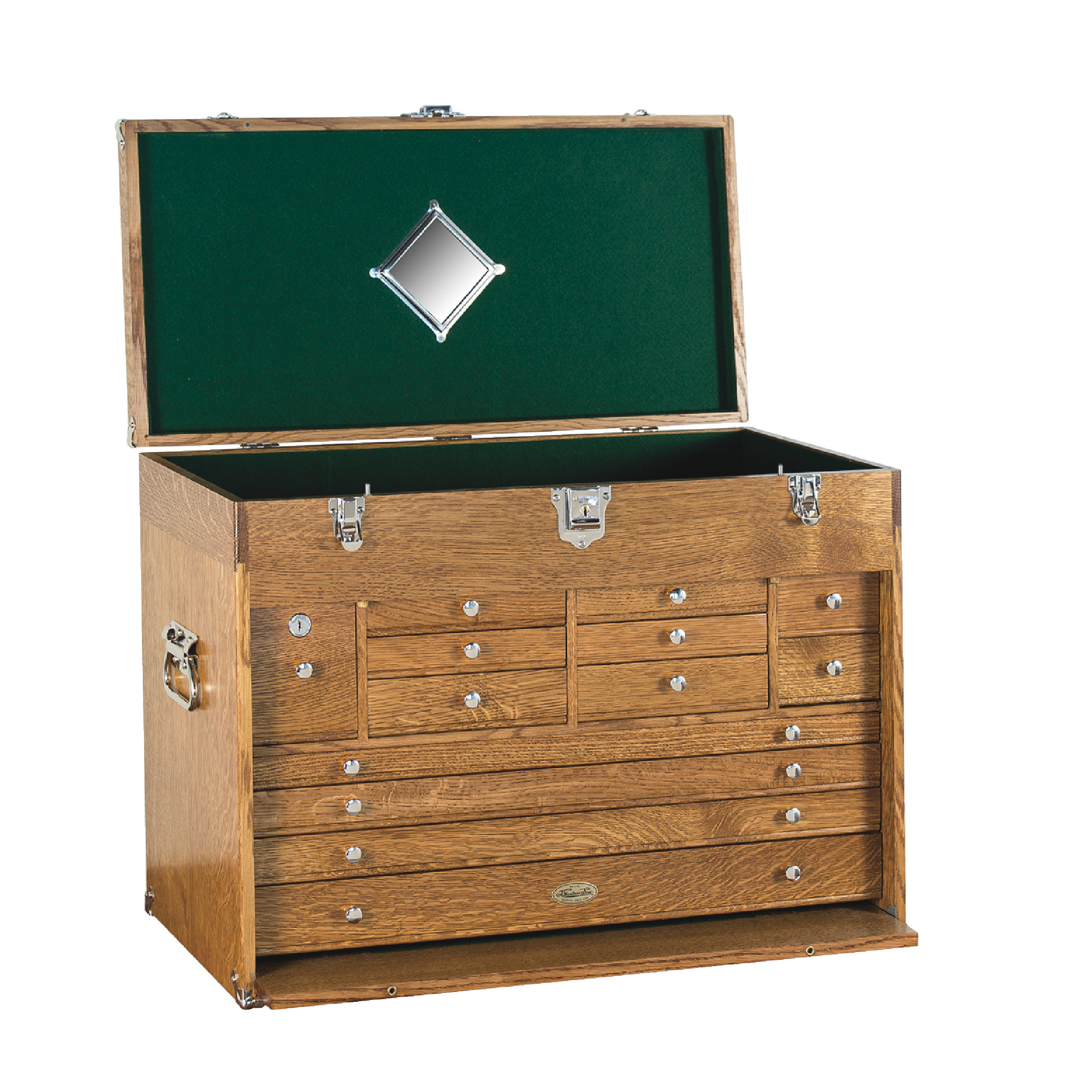 13-Drawer Heritage Series Top Chest with Stop-Trac System