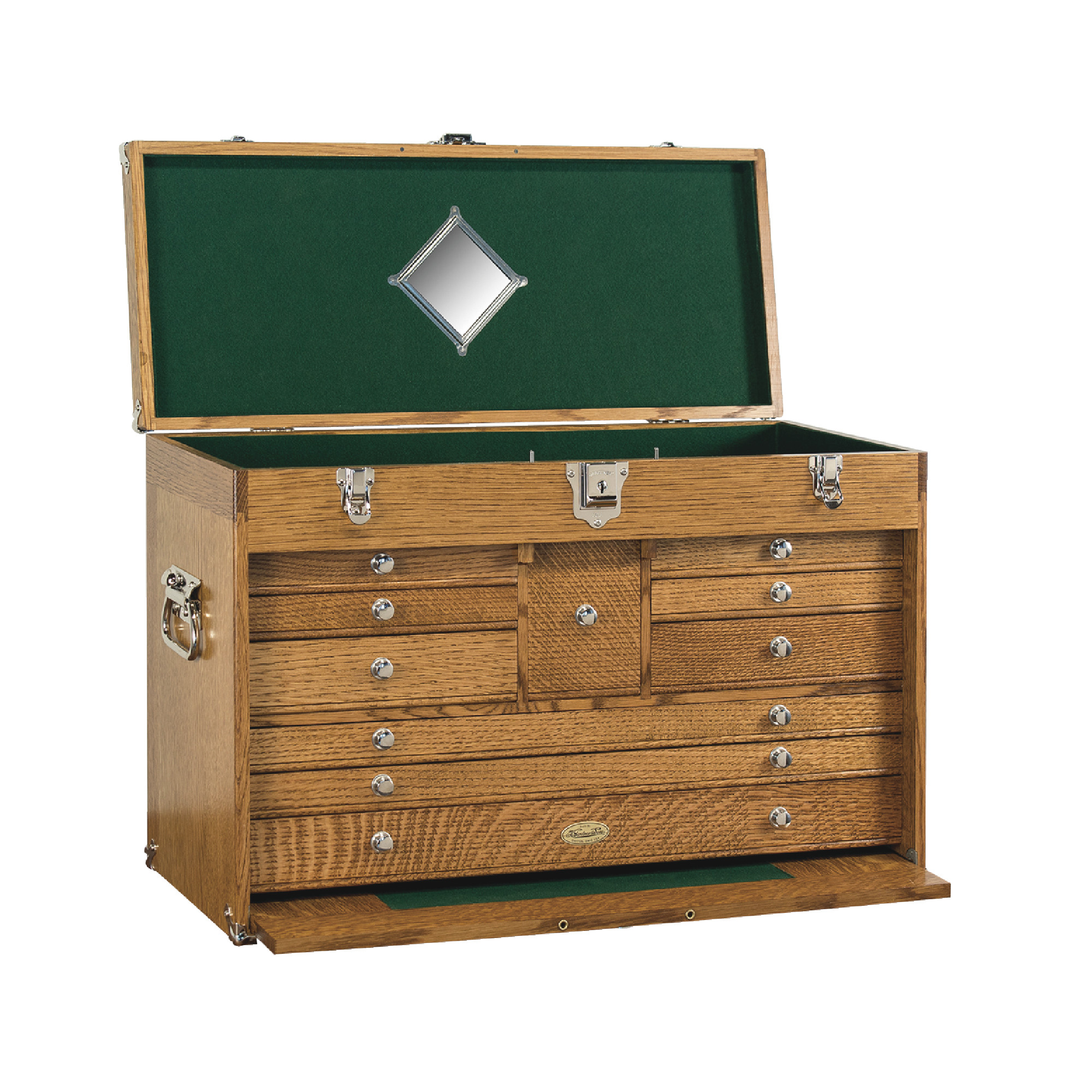 10-Drawer Heritage Series Top Chest