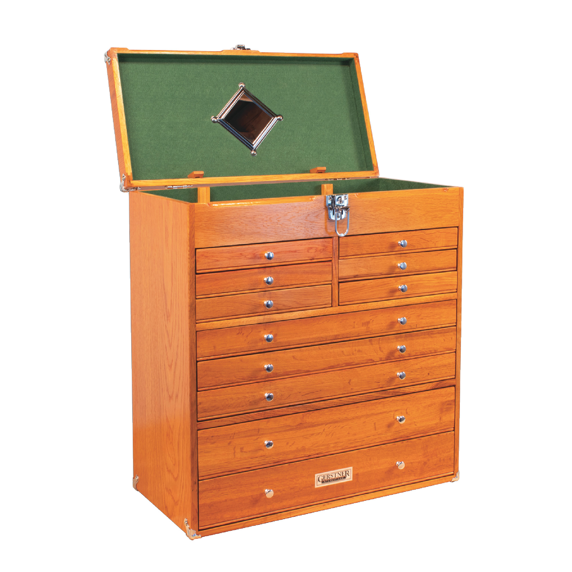 11-Drawer Top Chest with All-Lock Drawer System