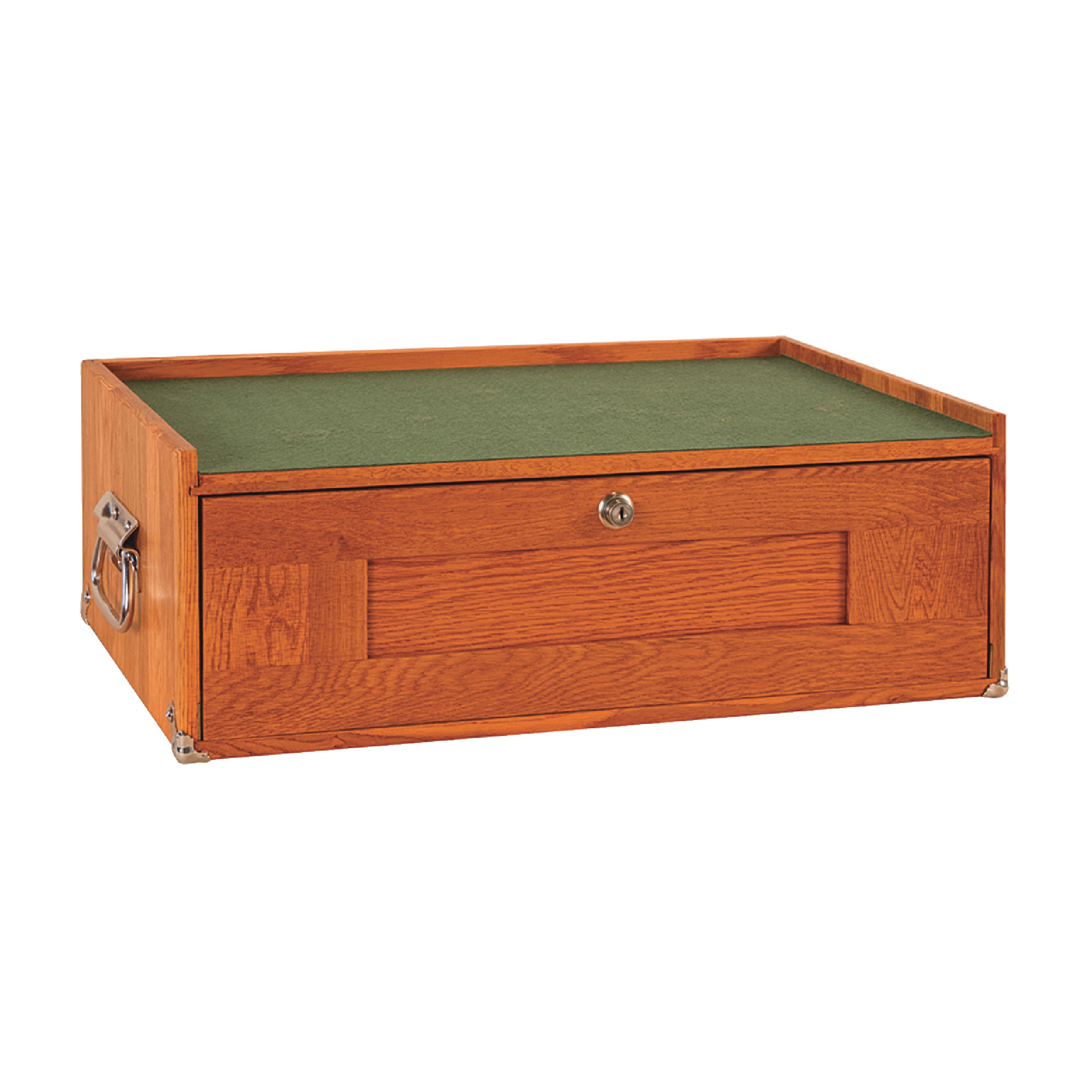 2-Drawer Mid-Base Fully Lockable