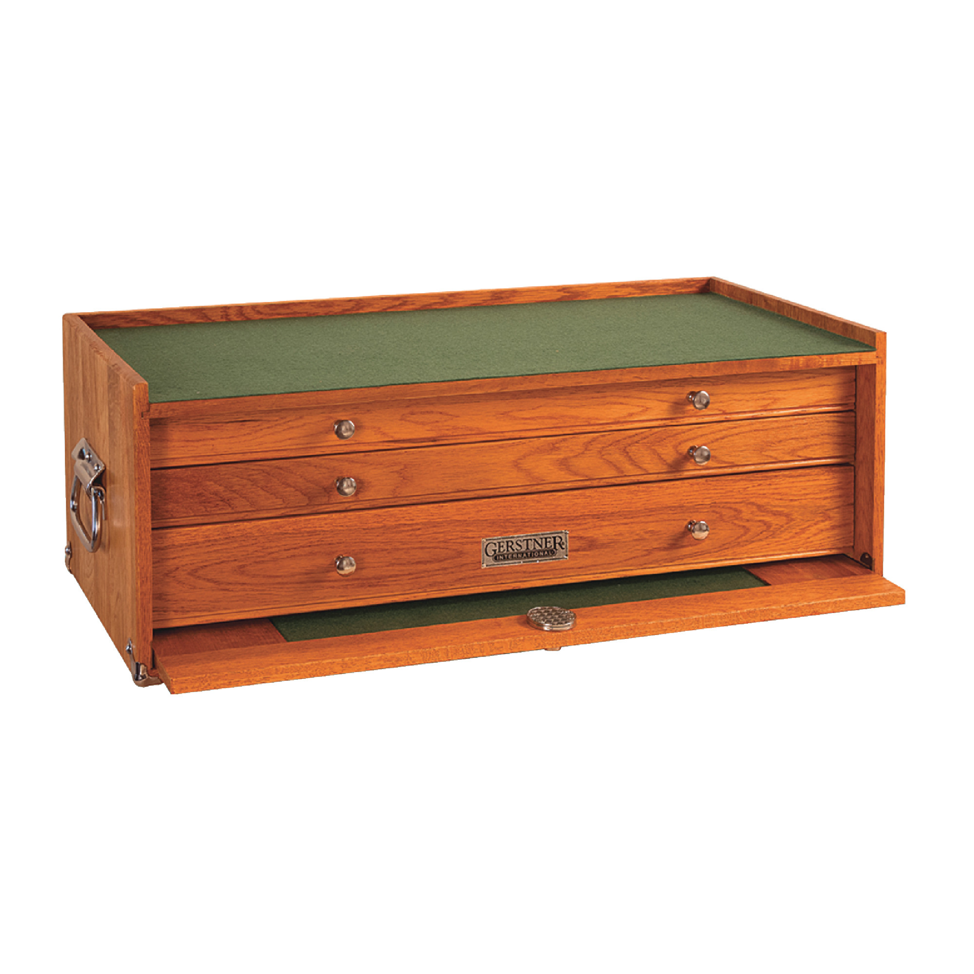 3-Drawer Mid-Base Fully Lockable