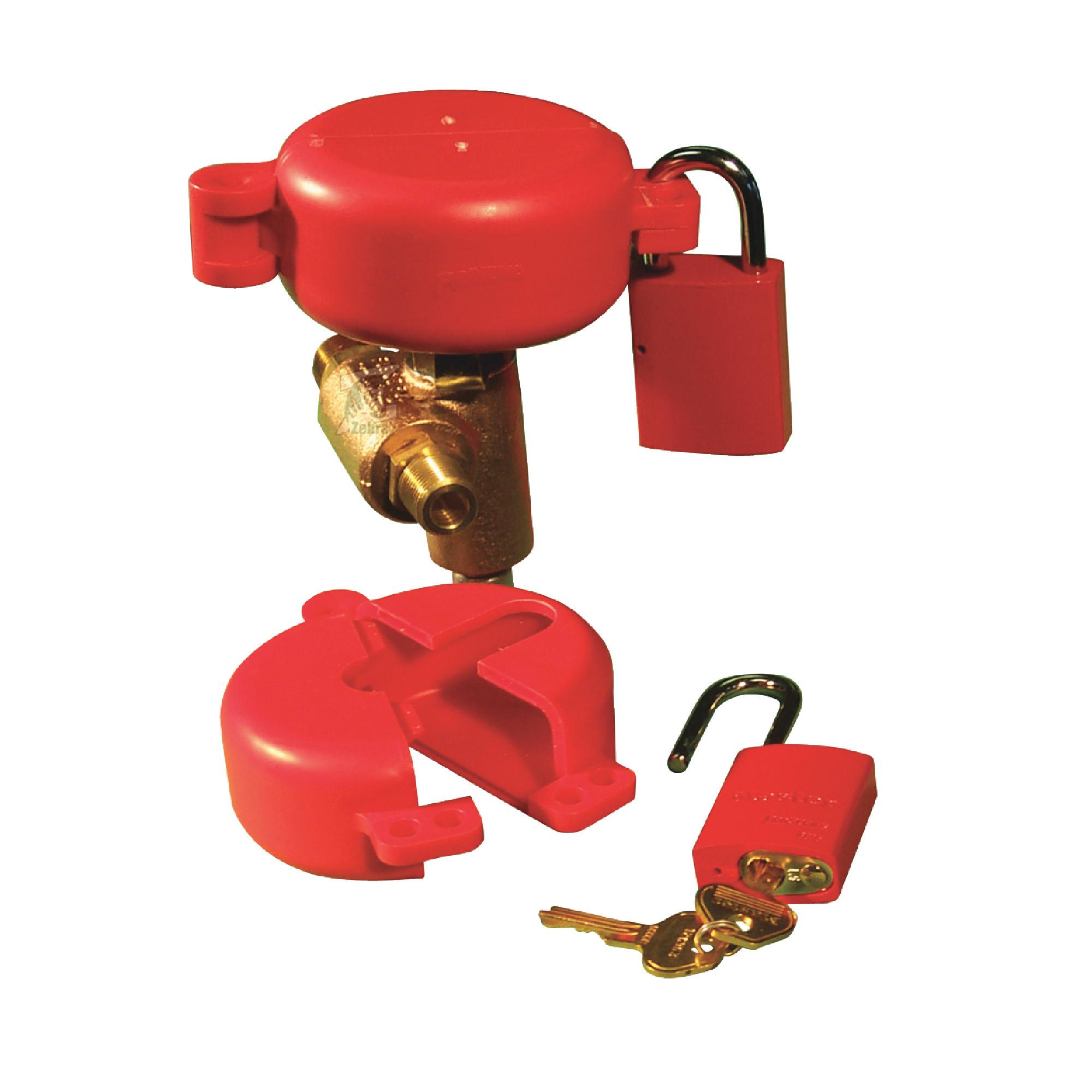Lockout for Venturi Coolant Mixers