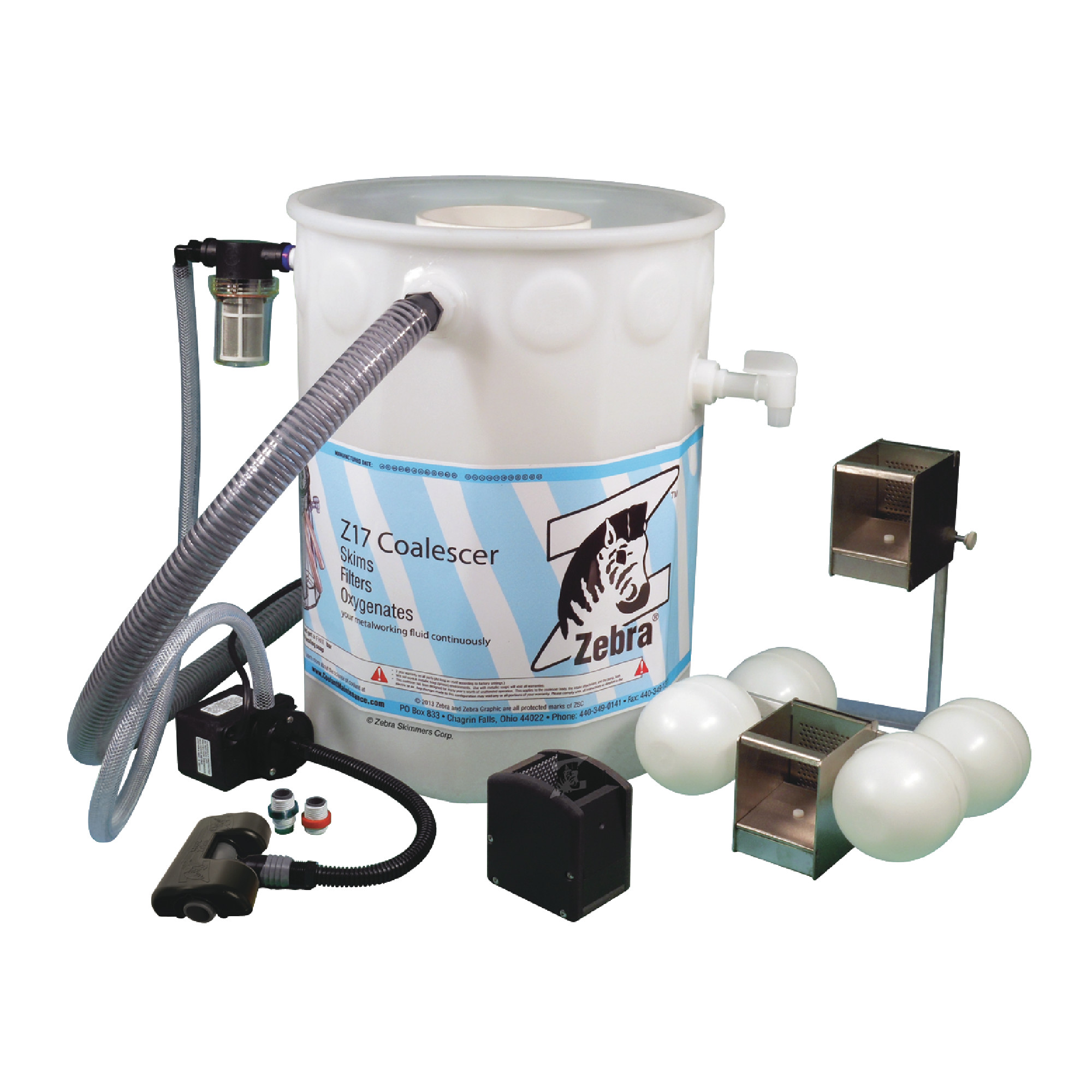 Hammerhead Muscle Coalescer FLEXOR Package