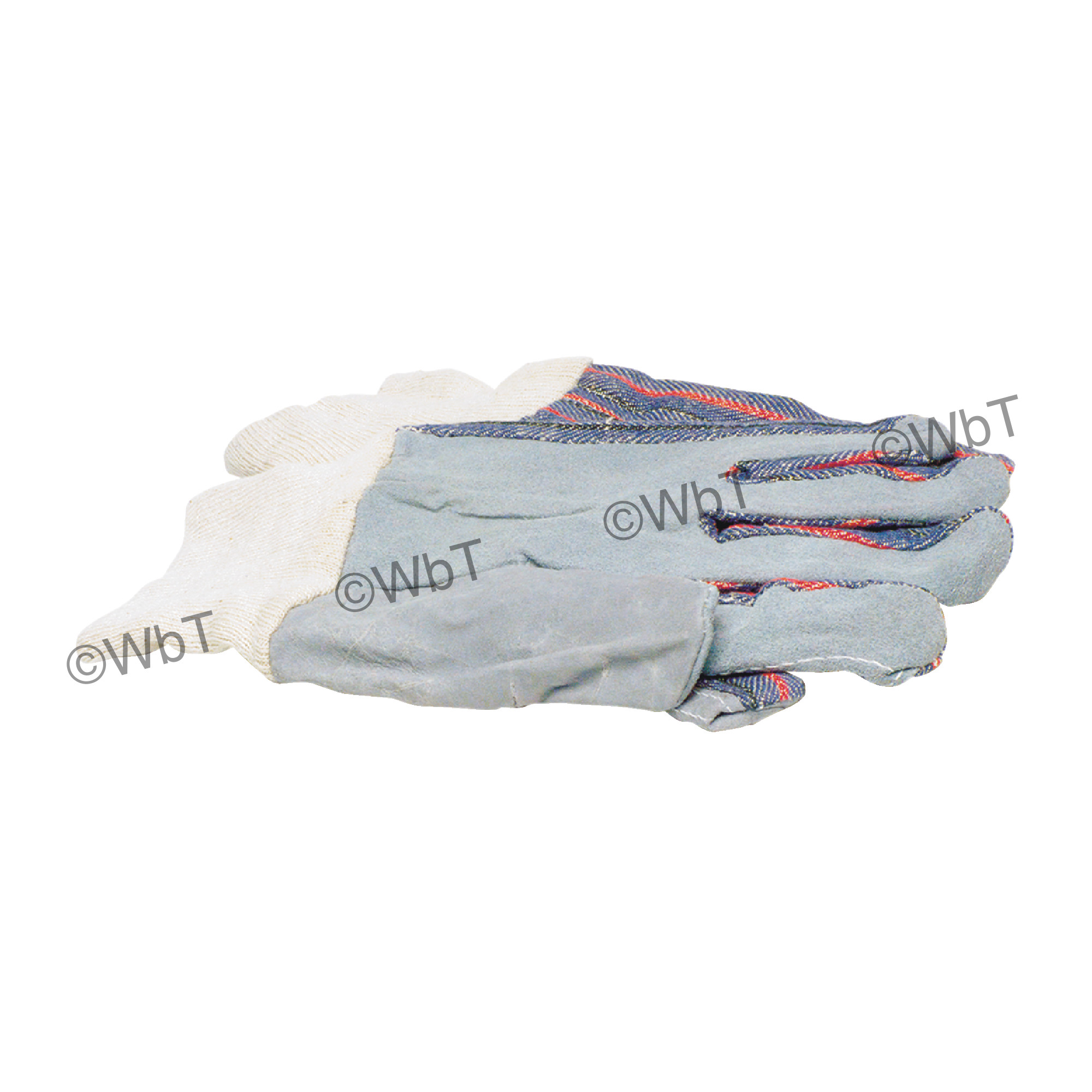 Cowhide Leather Palm Gloves