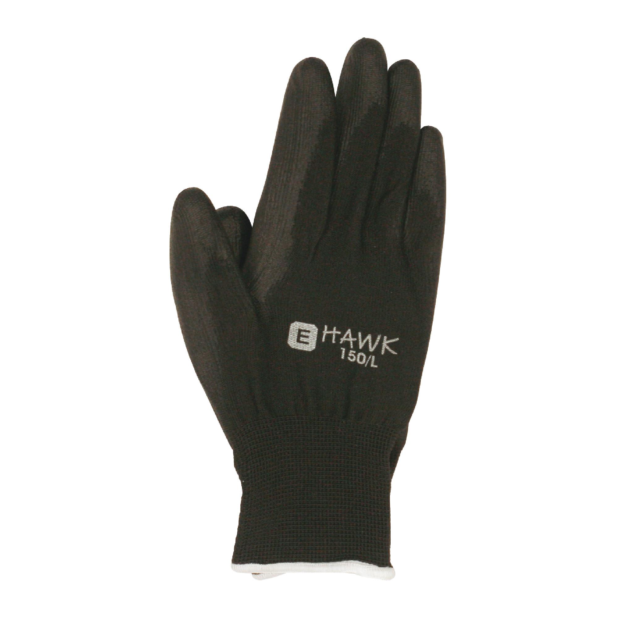 13 Gauge Black Line Shell Glove In Large