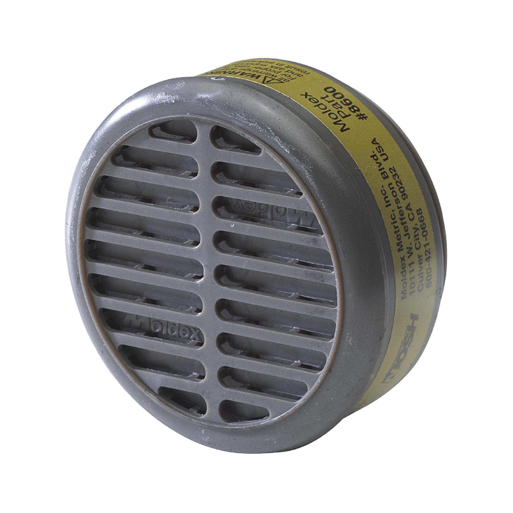 Multi-Gas/Vapor Smart Cartridge Cartridge for 8000 Series Half Mask Respirator