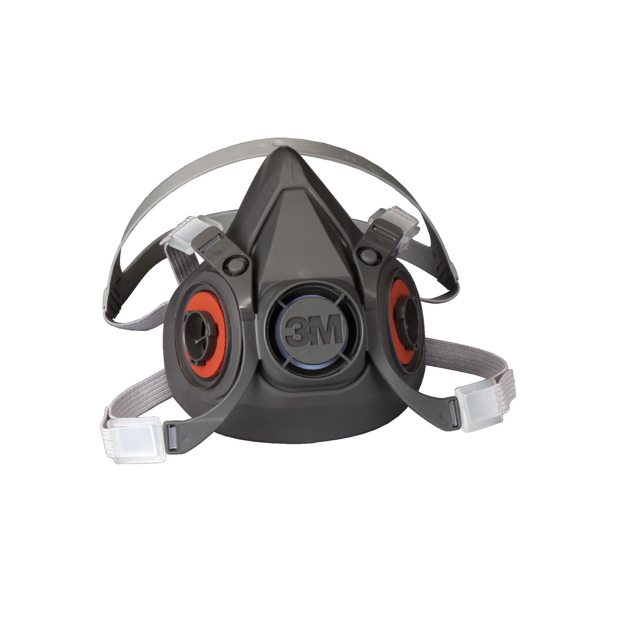 6000 Series Half-Mask Respirator