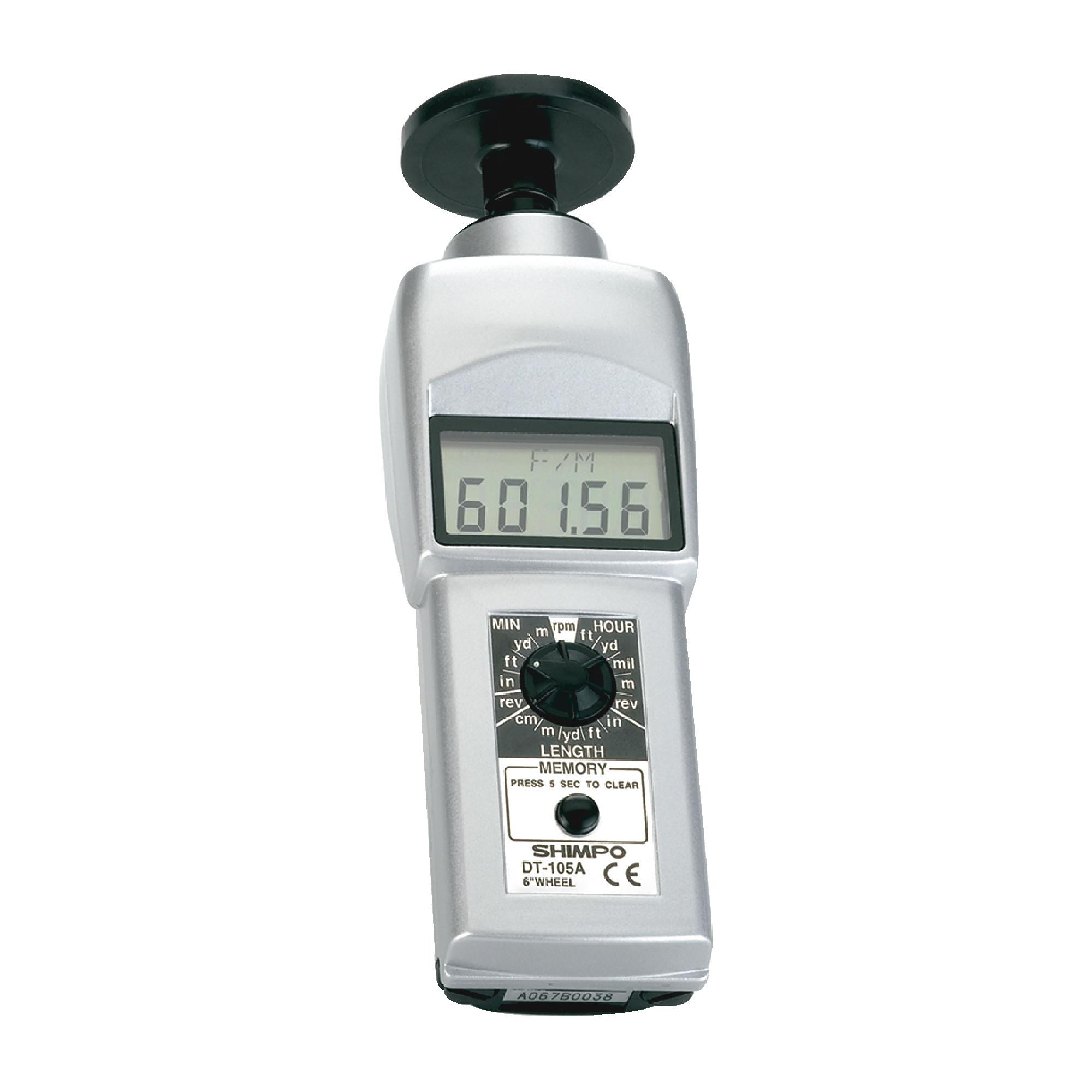 Band Speed Tachometer