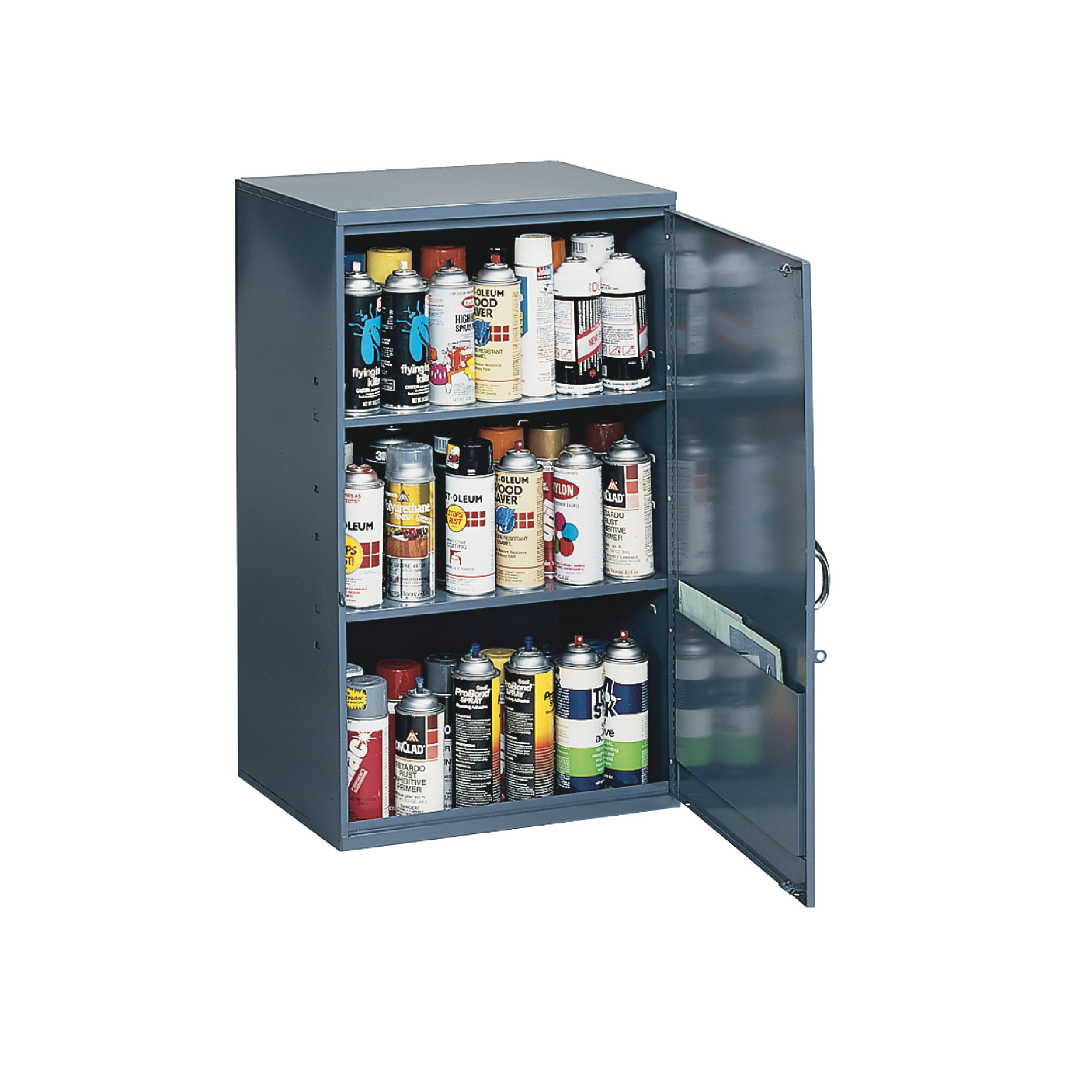 Utility Cabinets With Adjustable Shelves