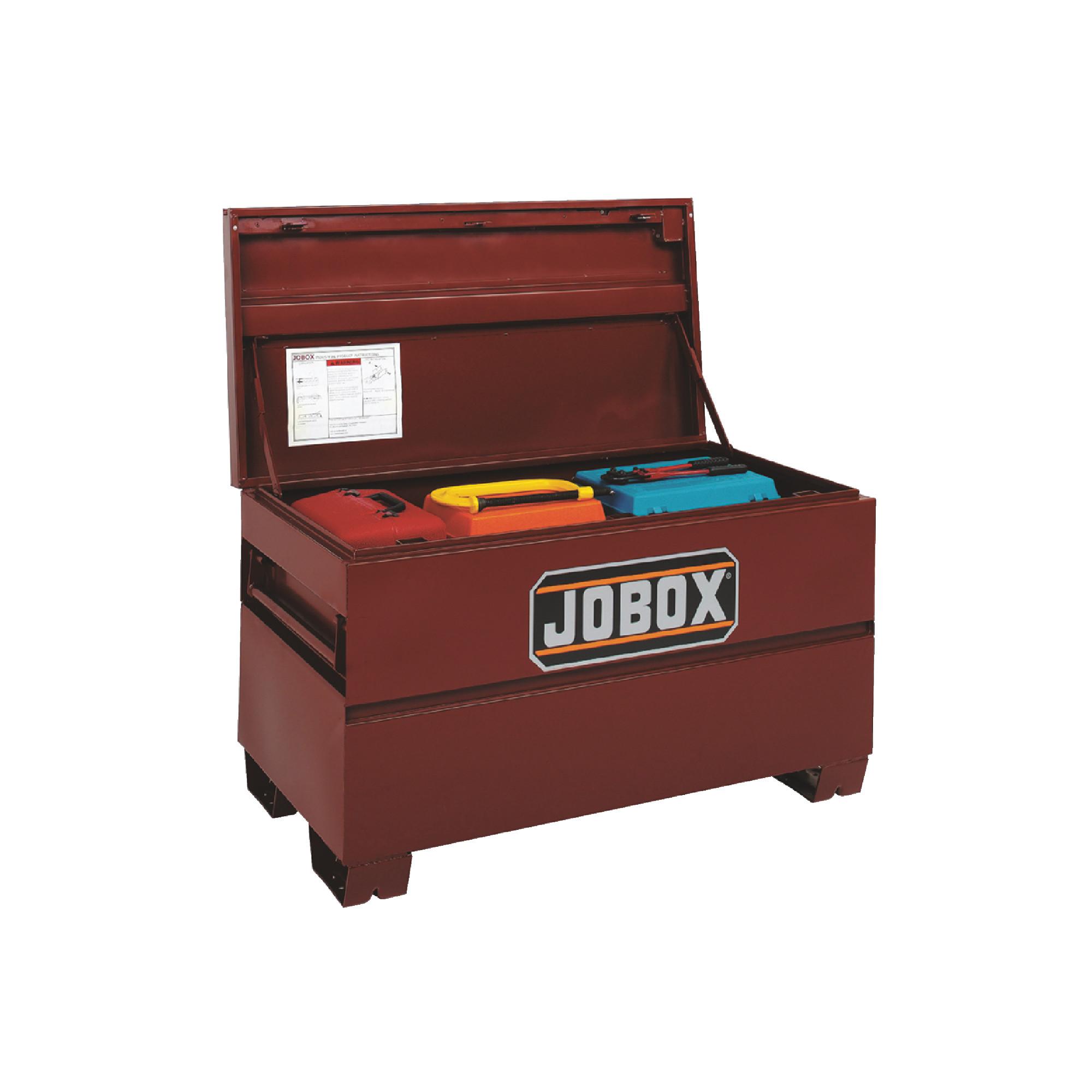 48X30X33.5 JOBOX STEEL VAULT - JOBOX