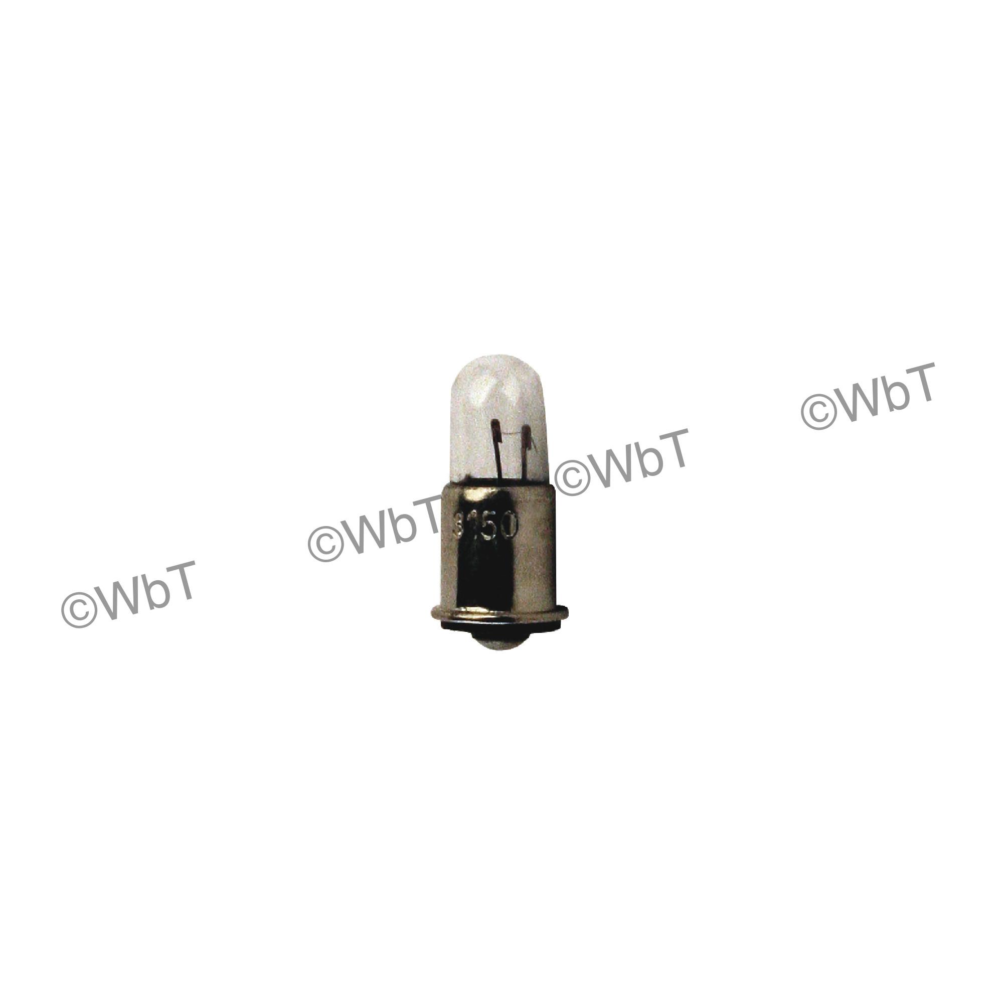 Extra Lamp for Electronic 3-D Finder, Edge Finder & Offset Gage