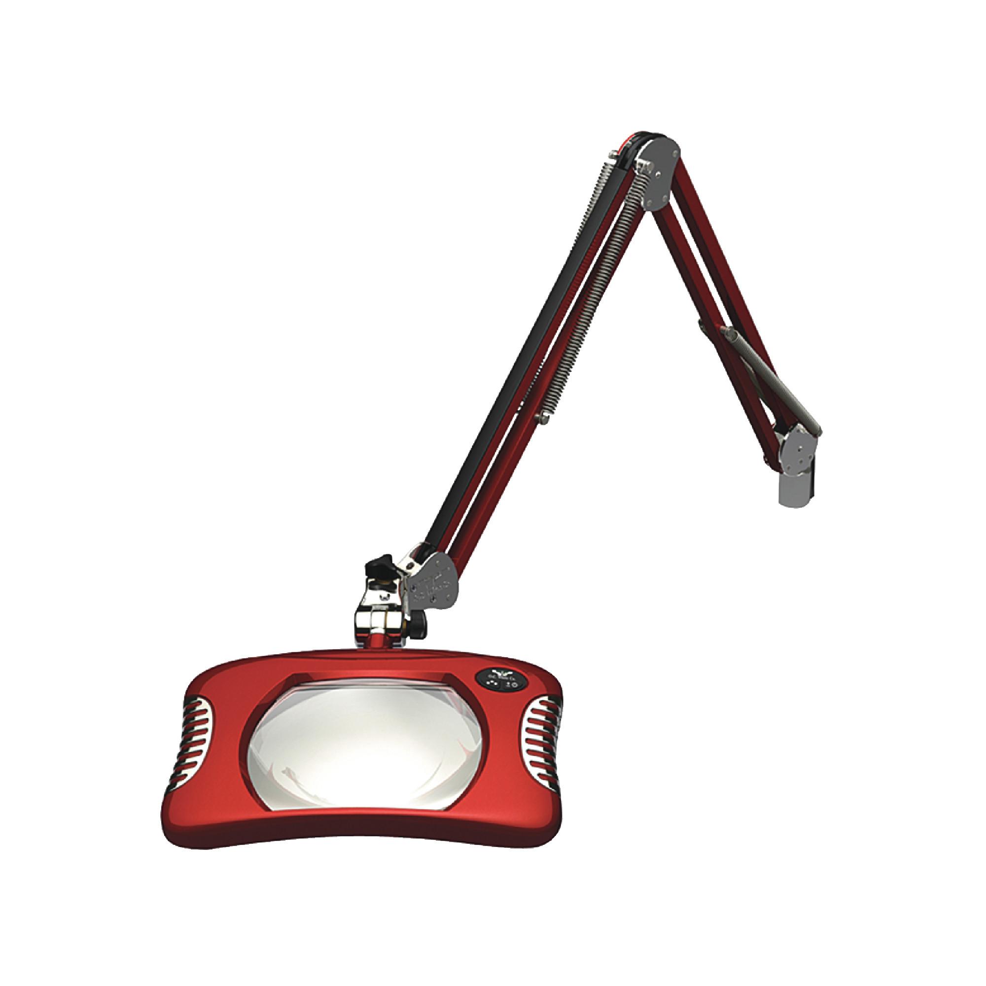 Green-Lite® 82400-4-BR LED Magnifier