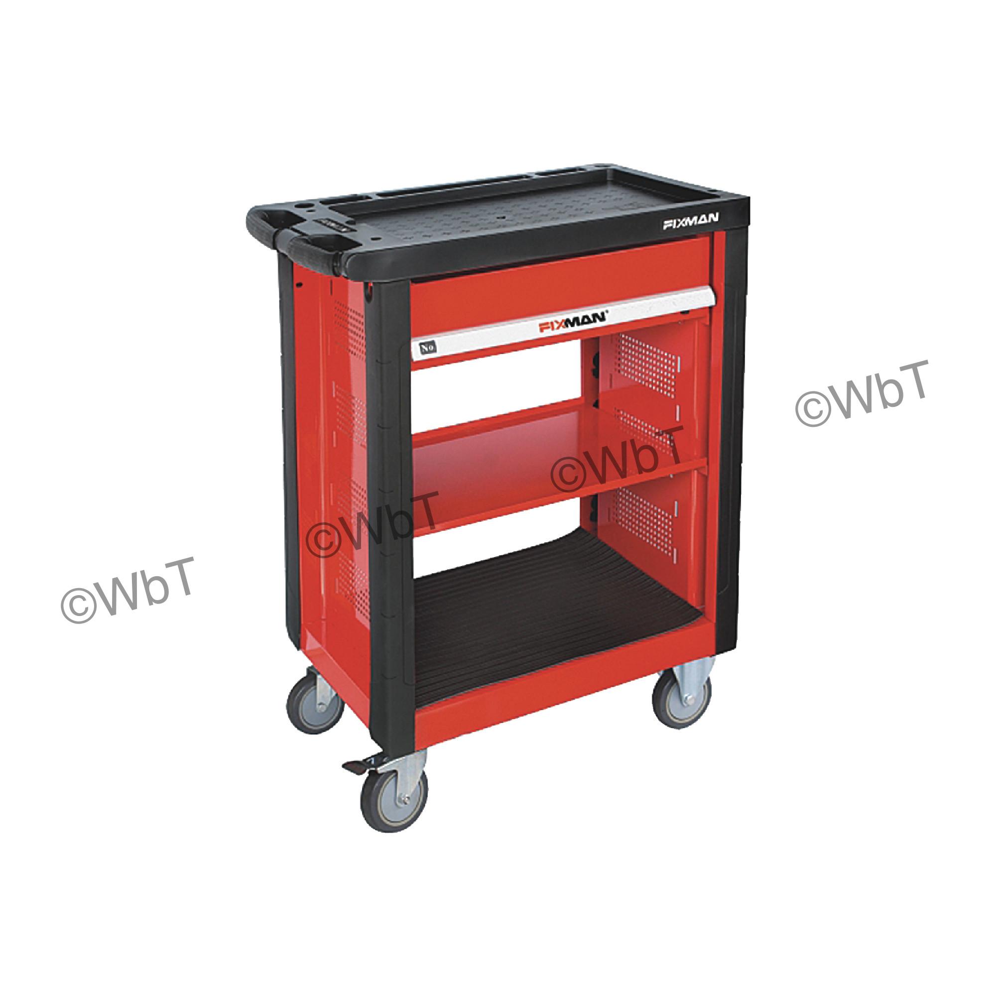 1 Drawer Roller Cabinet