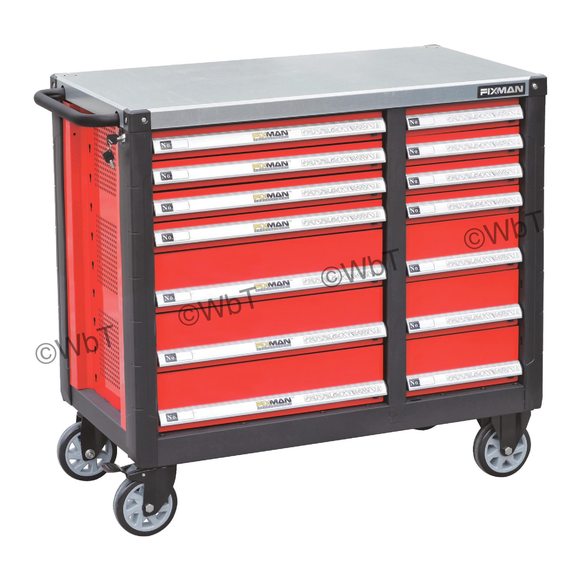 14 Drawer Mobile Workbench