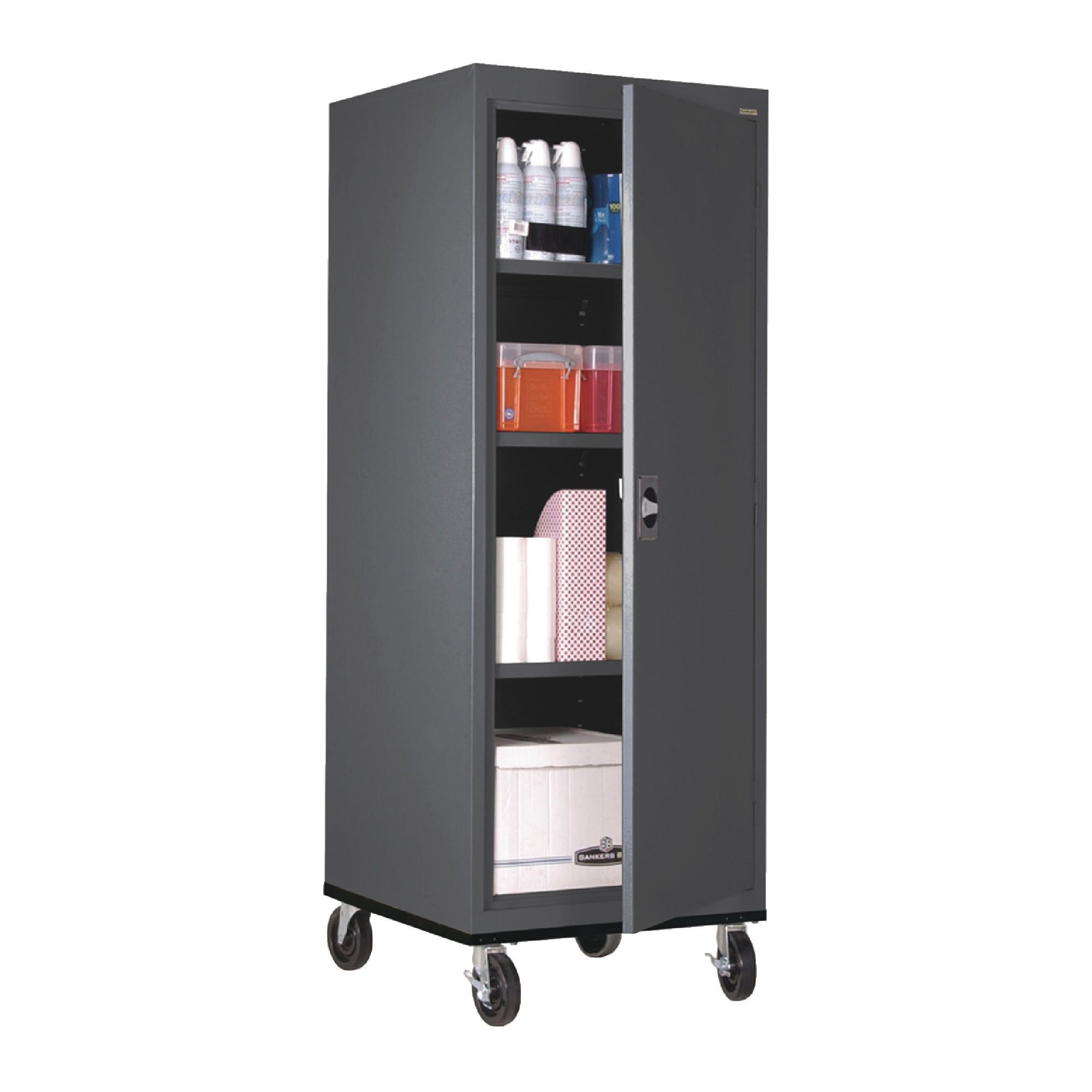 Heavy Duty Mobile Storage Cabinets