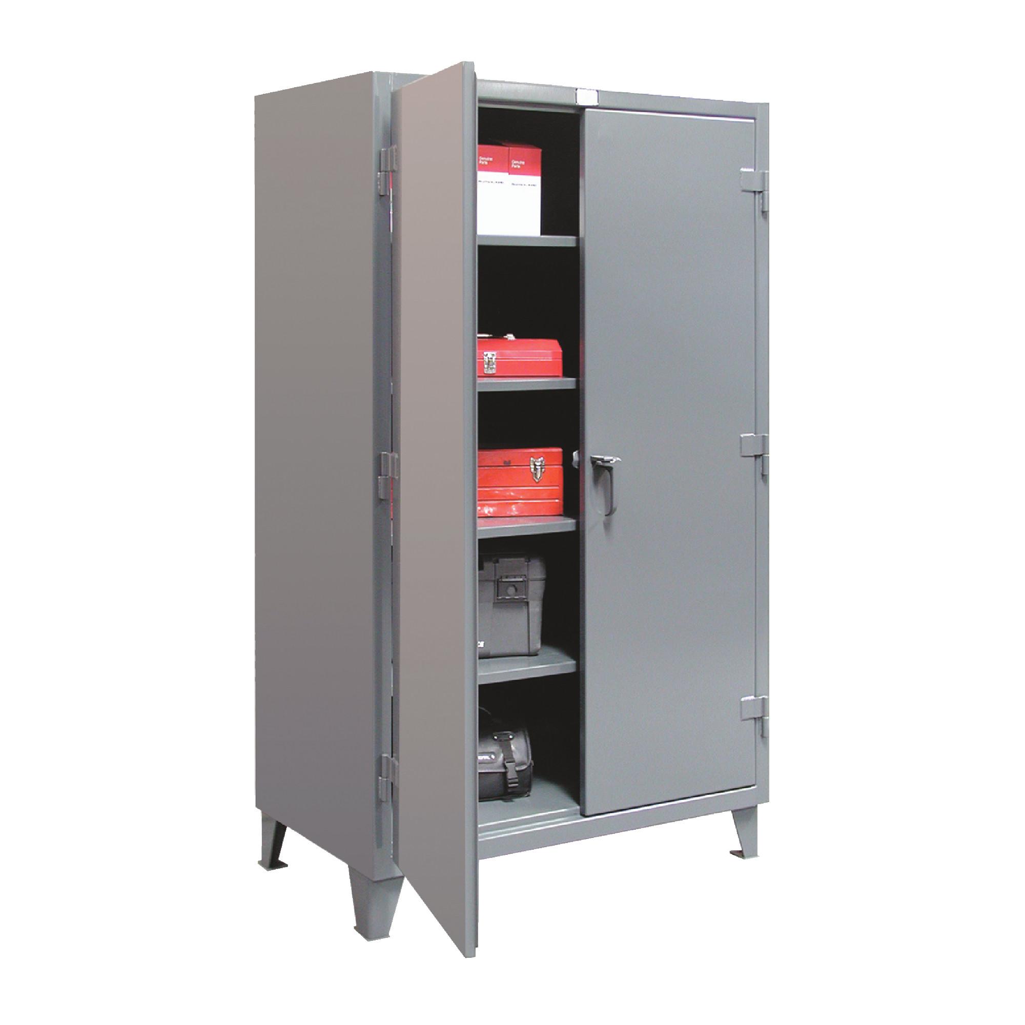 Heavy Duty 12 Gauge Floor Cabinets
