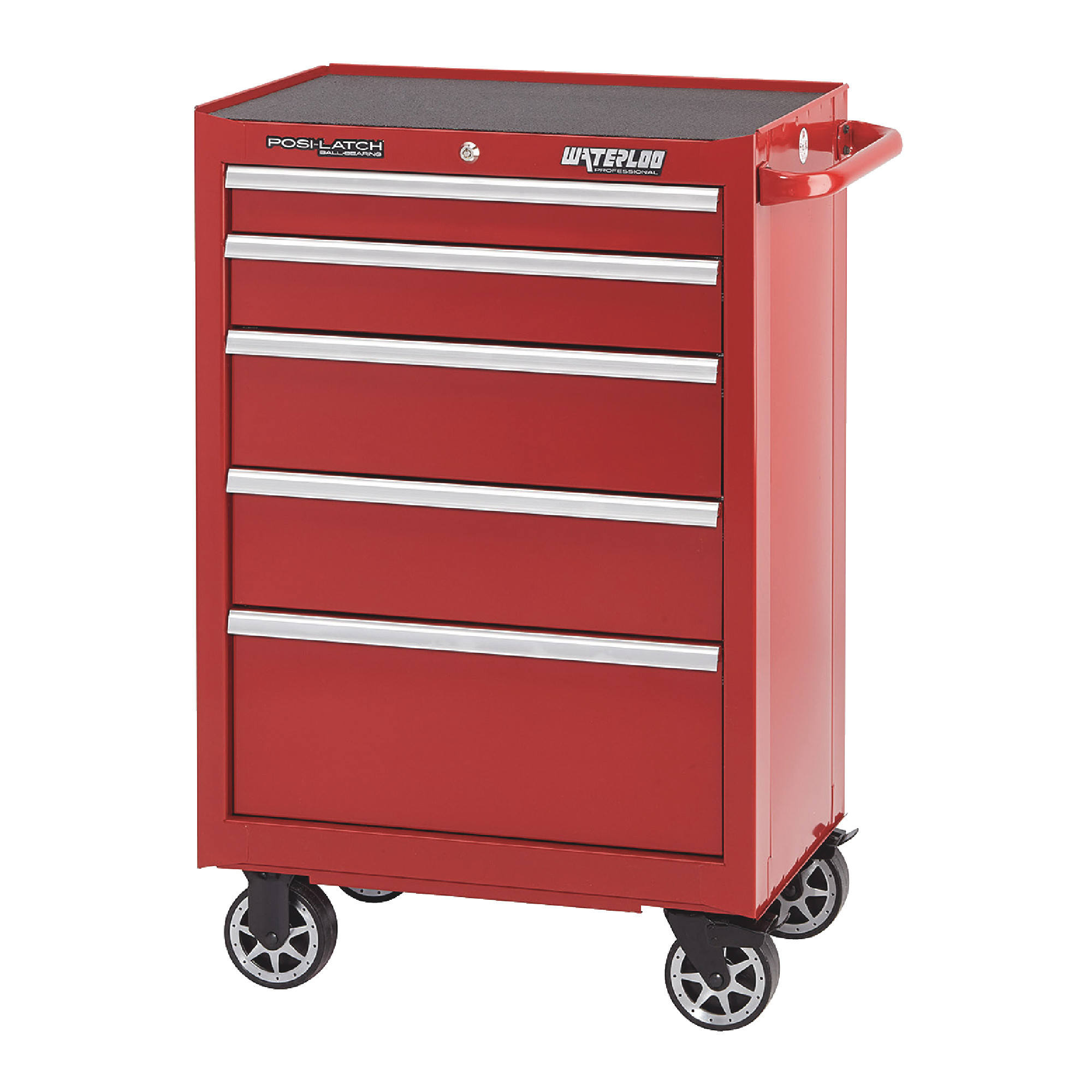 5 Drawer Professional Cabinet