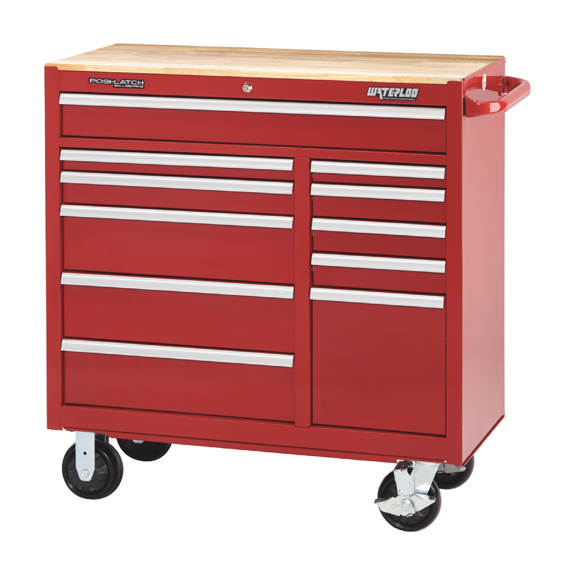 11 Drawer Professional Cabinet