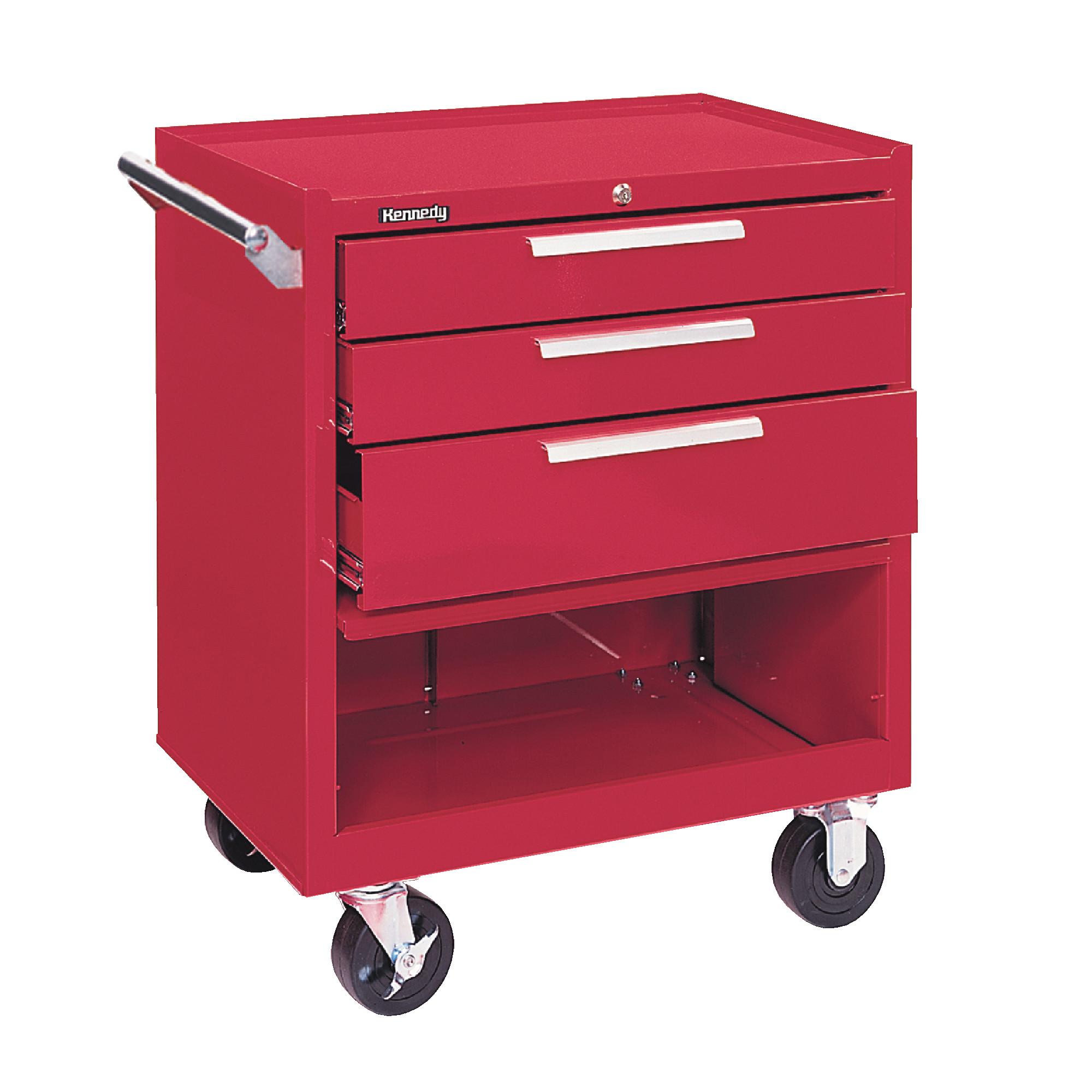 3 Drawer Roller Cabinet