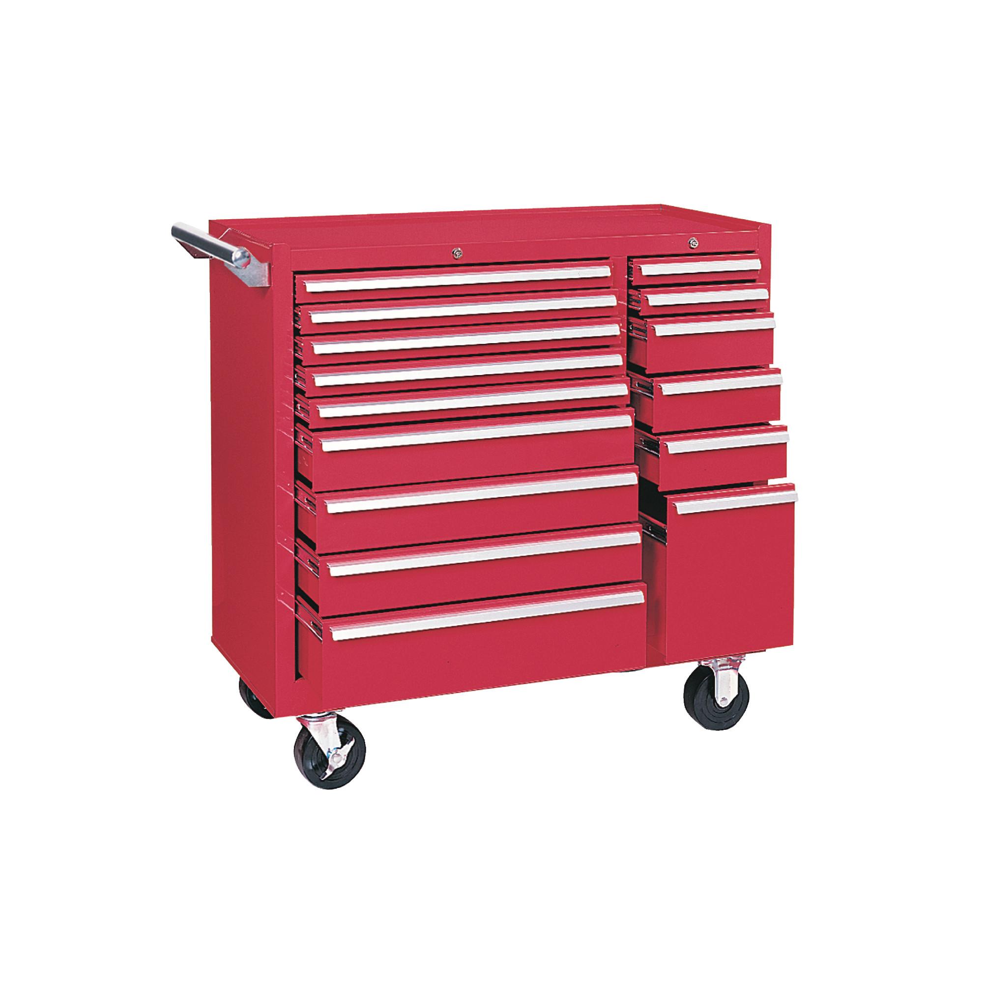 15 Drawer Maintenance Cart