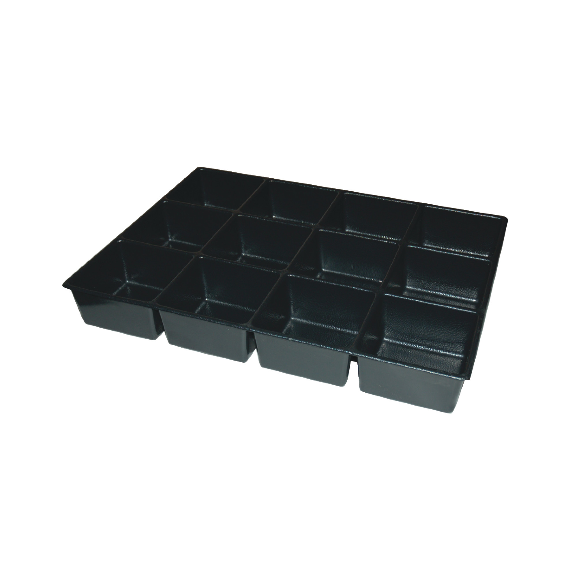 """ABS Divider 4""""-12 Compartment for 27"""" Cabinet"""