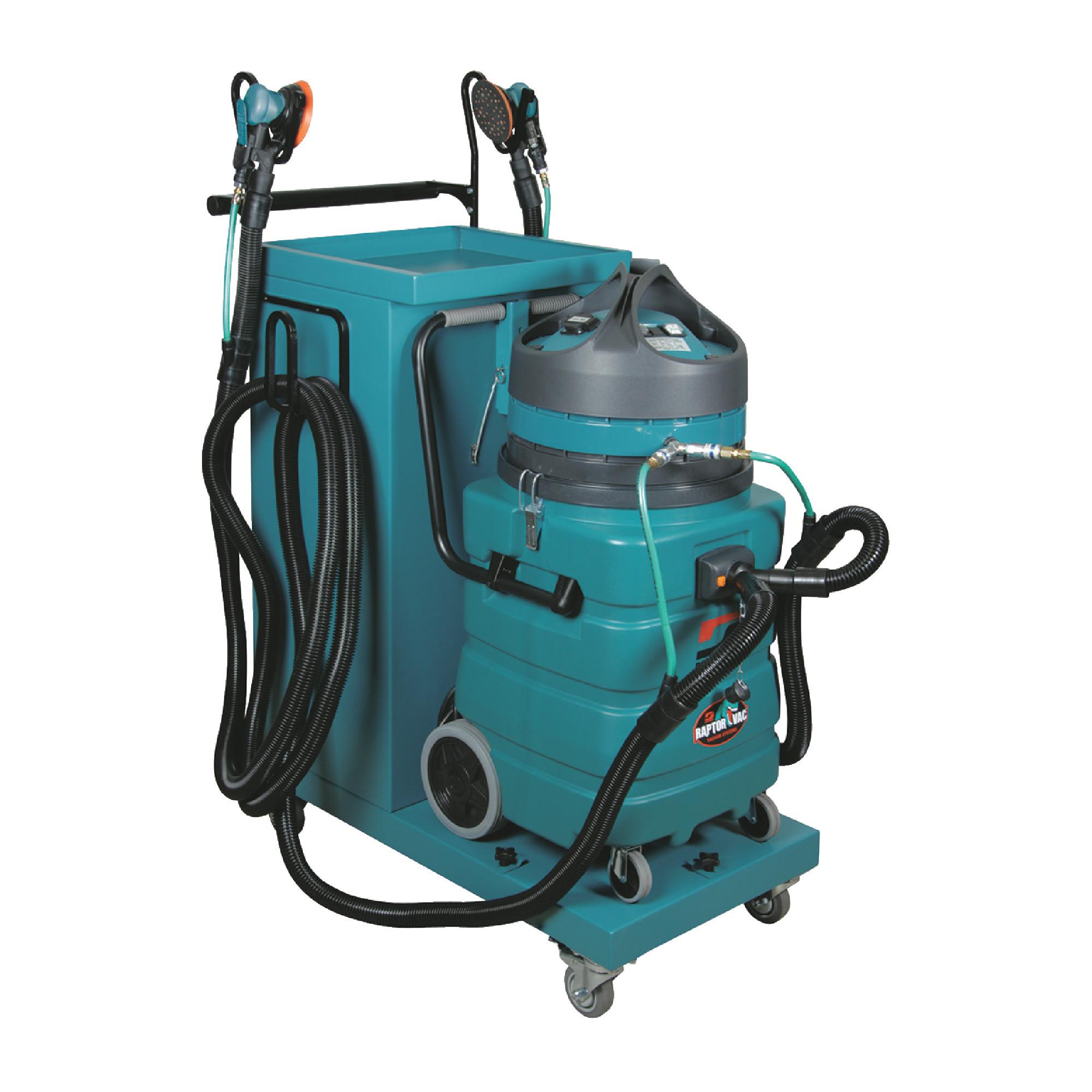 Vacuum Cart