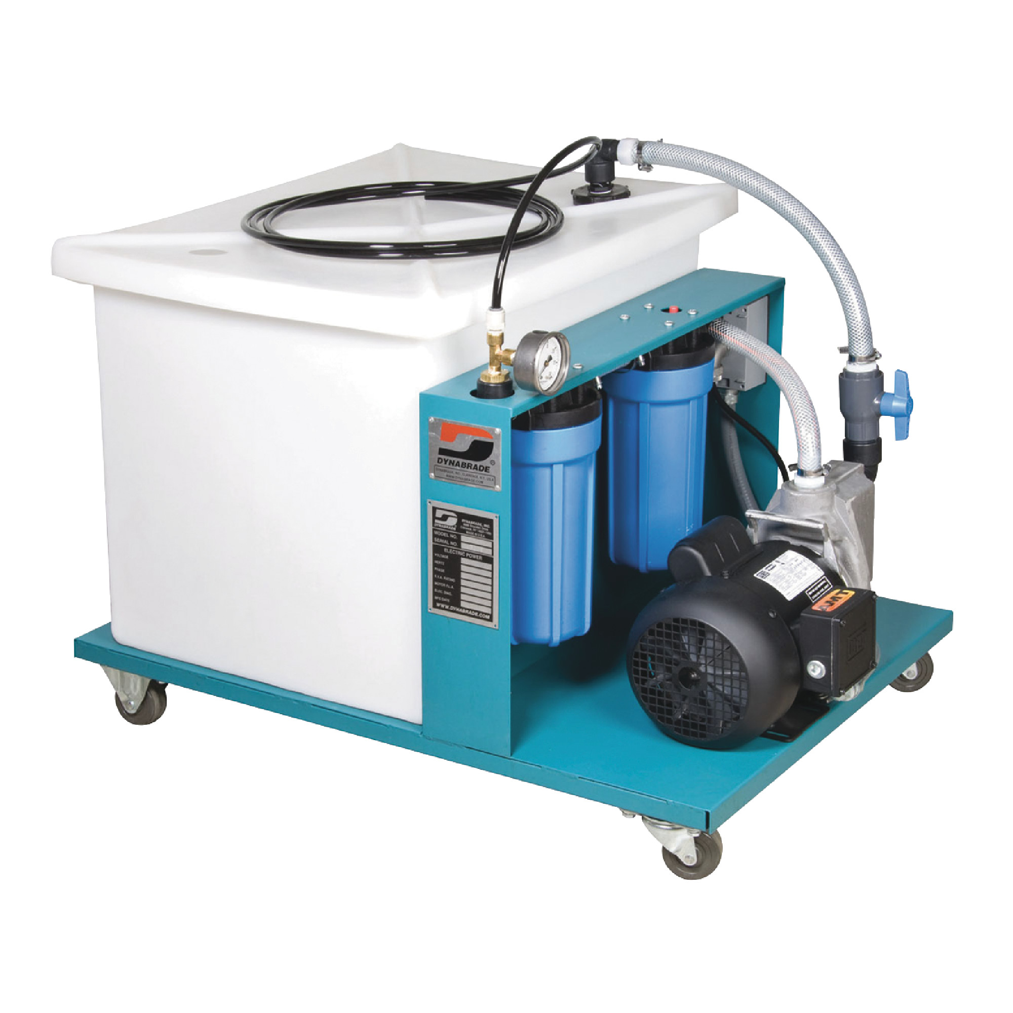 Coolant Filtration System - 230 Volt